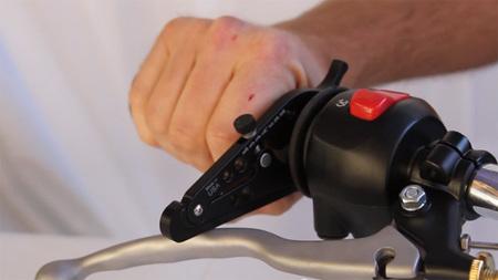 Omni-Cruise, control de velocidad de crucero para todas las motos