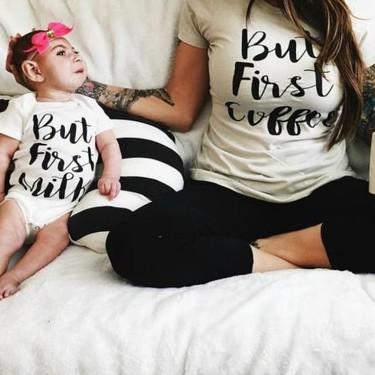 Crea una línea de ropa solidaria para afrontar  los gastos médicos de su hija con lisencefalia