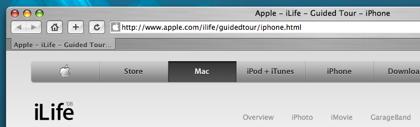 ¿Una pista sobre la futura integración del iPhone en iLife'08?