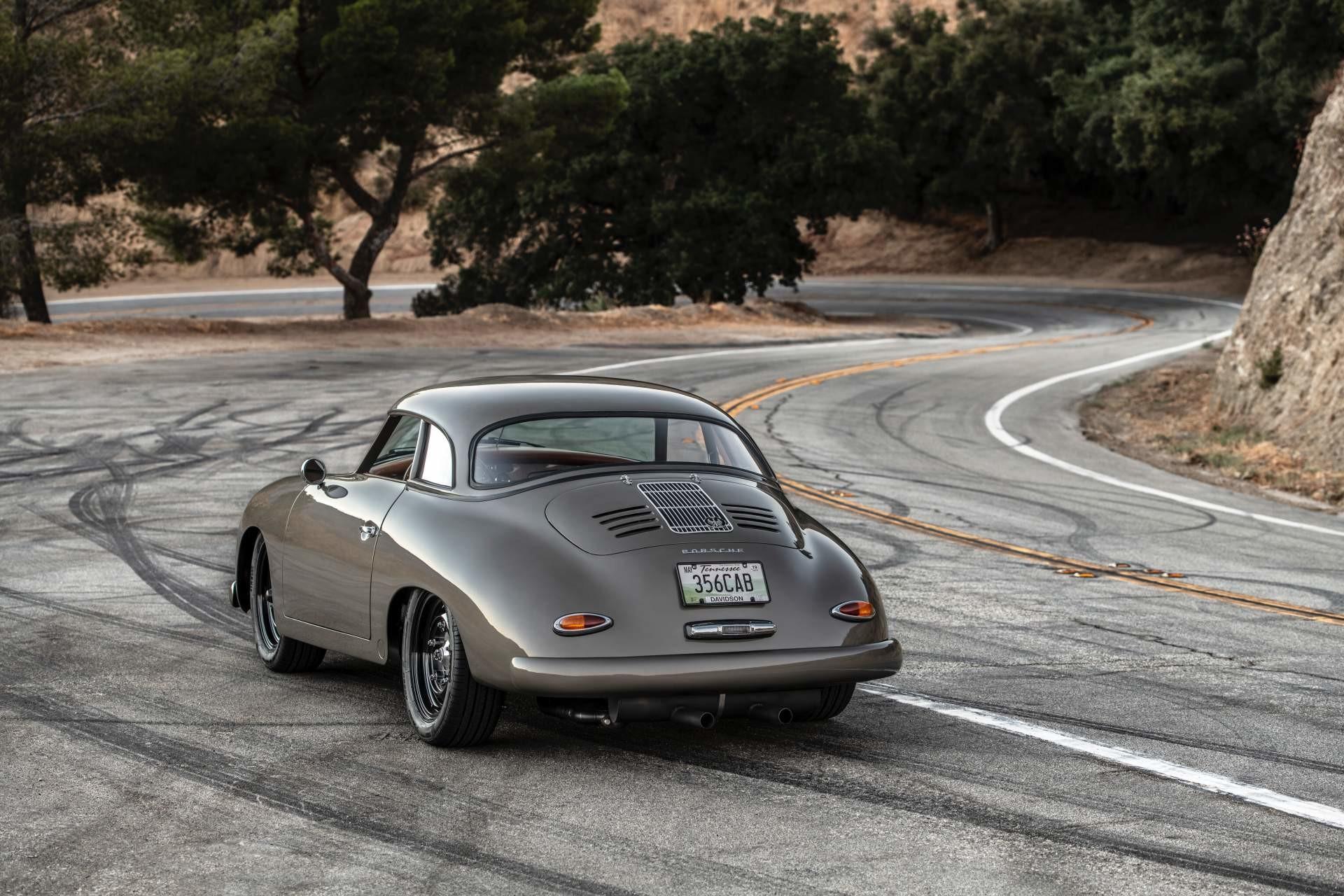 Foto de Emory Motorsports Porsche 356 restomod (23/46)