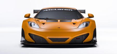 McLaren actualiza el MP4-12C GT3