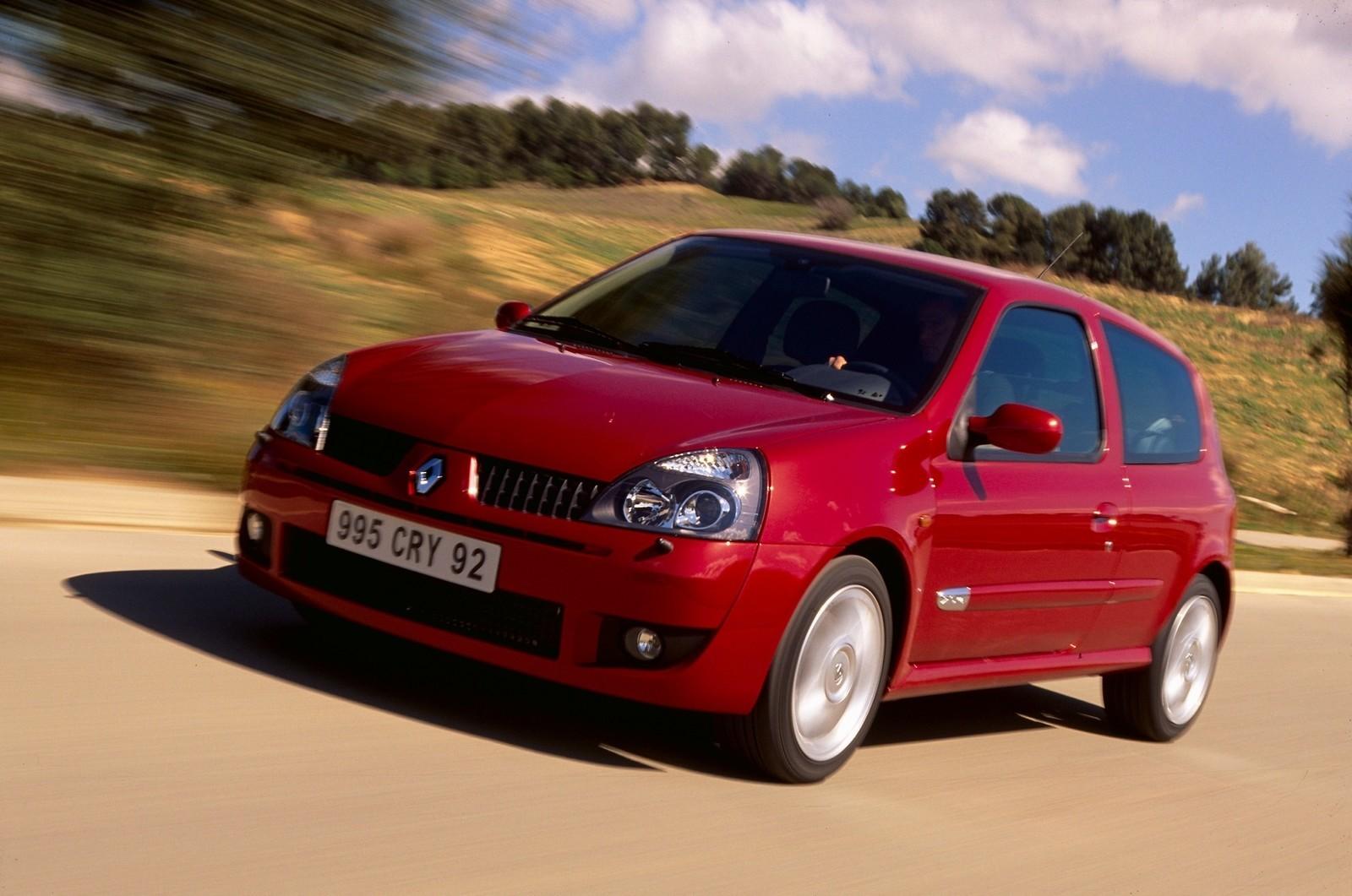 Foto de Renault Clio (1990-2016) (13/31)
