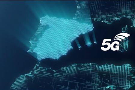 Telefónica asegura que el 5G de Movistar ya cubre el 76 % de la población española