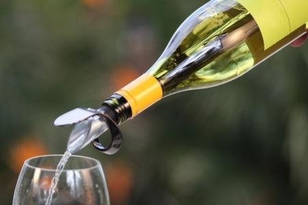 El vino blanco siempre frío gracias a Vinoice