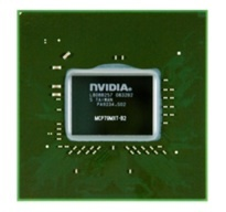 NVidia GeForce 9400M