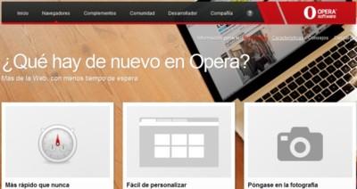 Ya está aquí Opera 12 con interesantes novedades, pero no convence del todo