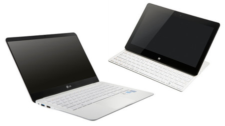 LG lleva una nueva gama de equipos con Windows 8.1 al CES: todo en uno, ultrabook y convertible