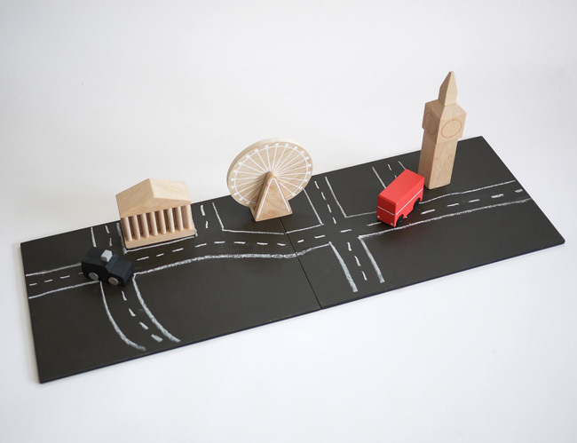 Foto de Machi, una ciudad minimalista de juguete (6/7)