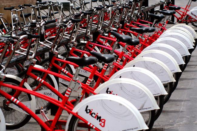 Una app avisará a los usuarios del servicio de bicis de Barcelona si tendrán una disponible hasta 48 horas antes