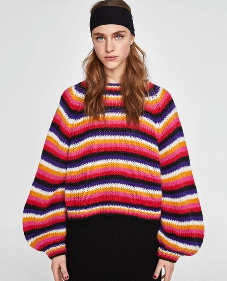 Zara Jersey Rebajas 01