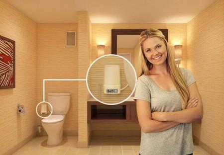 Odorless promete acabar de una vez por todas con los malos olores en el baño