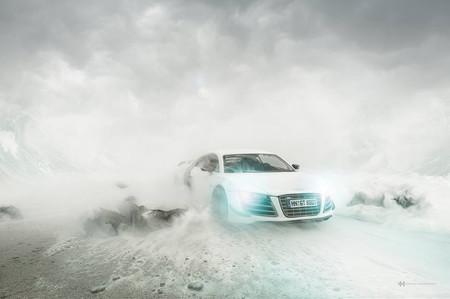Audi R8 Felix Hernandez 3