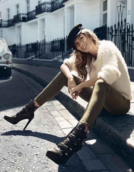 Giselle Bündchen es la nueva cantante de H&M para el otoño
