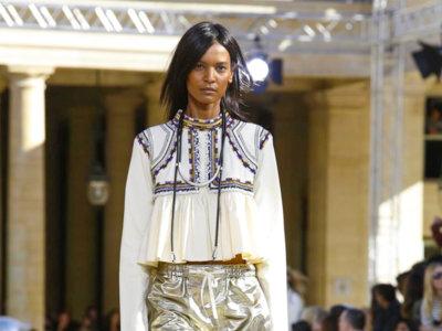 Clonados y pillados: la fiebre por la blusa étnica de Isabel Marant suma y sigue