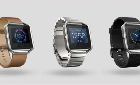 Blaze, el nuevo wereable de Fitbit