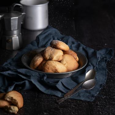 Galletas de mascarpone y vainilla: la receta de pastas para salirte de lo de siempre