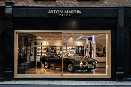 Aston Martin Works Heritage, concesionario de coches clásicos