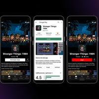 Los primeros juegos de Netflix llegan a Android: sólo para suscriptores, completamente gratis y con dosis de 'Stranger Things'