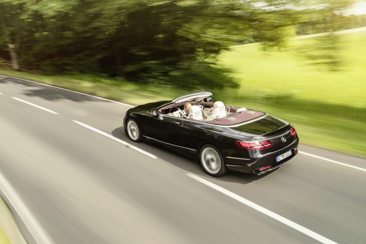Foto de Mercedes-Benz Clase S Coupé y Cabriolet (18/22)
