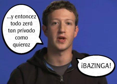 Facebook comienza a simplificar las opciones de privacidad desde ya