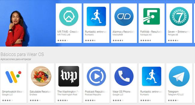 Google empezará a revisar todas las apps para Wear OS subidas a Google Play