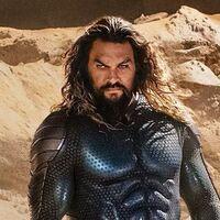 Aquaman se pasa al negro: Jason Momoa revela el nuevo traje que lucirá el superhéroe de DC en 'Aquaman and the Lost Kingdom'