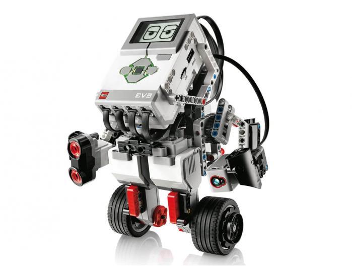 LEGO MINDSTORMS Education EV3 es el kit de robótica recomendado para niñ@s a partir de 10 años. Permite construir y programar robots mediante el uso de motores, sensores, engranajes, ruedas, ejes y otros componentes técnicos