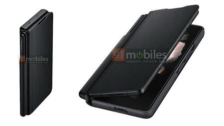 Samsung Galaxy Z Fold 3 Funda S Pen
