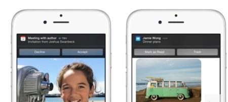 Nuevas notificaciones en iOS 8
