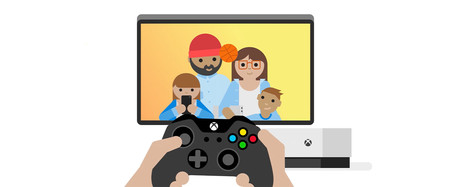 Xbox One control parental