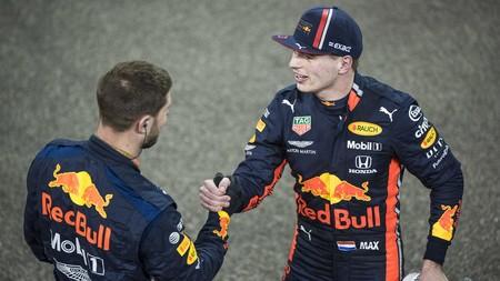 Verstappen Red Bull F1 2020