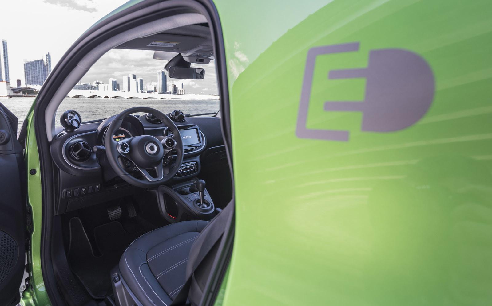 Foto de smart fortwo Electric Drive, toma de contacto (154/313)