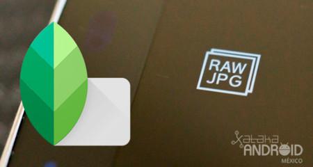 Snapseed llega a la versión 2.1 y gana soporte para RAW