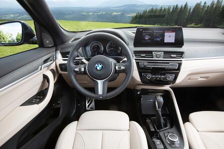 BMW X1 xDrive25e Prueba Contacto interior