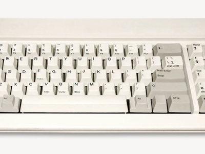 Clac-cataclac-clac: el legendario teclado IBM Model F vuelve a la vida, por 360 dólares puede ser tuyo