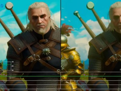Un vídeo comparativo muestra las diferencias de The Witcher 3: Blood and Wine entre su versión para PC y consolas