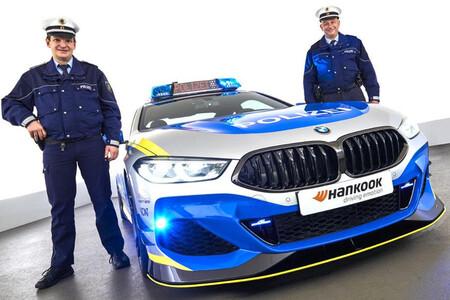 Bmw M850i Polizei Por Ac Schnitzer 14