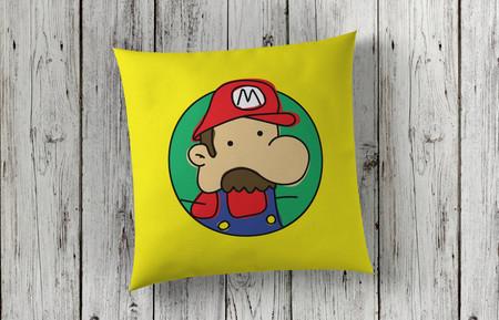 Cojin Mario