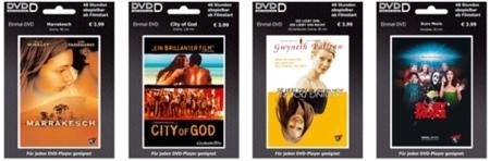 DVD-D, alquila películas sin necesidad de devolverlas