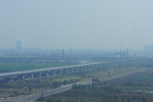 El Gran Puente de Danyang-Kunshan: un monstruo de 164 km de longitud