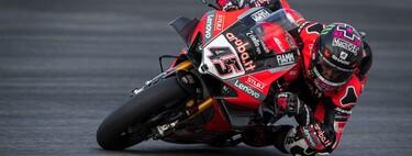 Scott Redding se reivindica con su segunda victoria seguida que le conecta al mundial de Superbikes