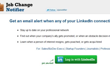 Job Change Notifier, o cómo cotillear contrataciones y despidos en tu red de LinkedIn