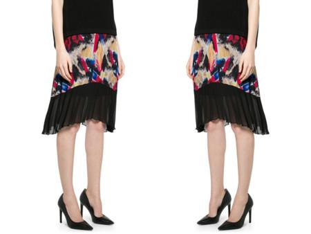 Clon Mango falda Céline Primavera-Verano 2014