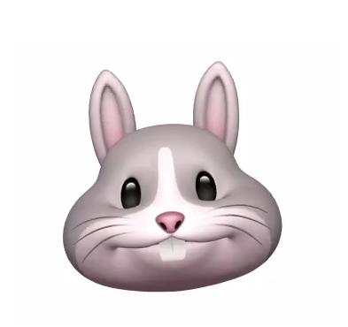 Conejo Animoji