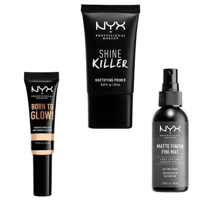 Productos Nyx
