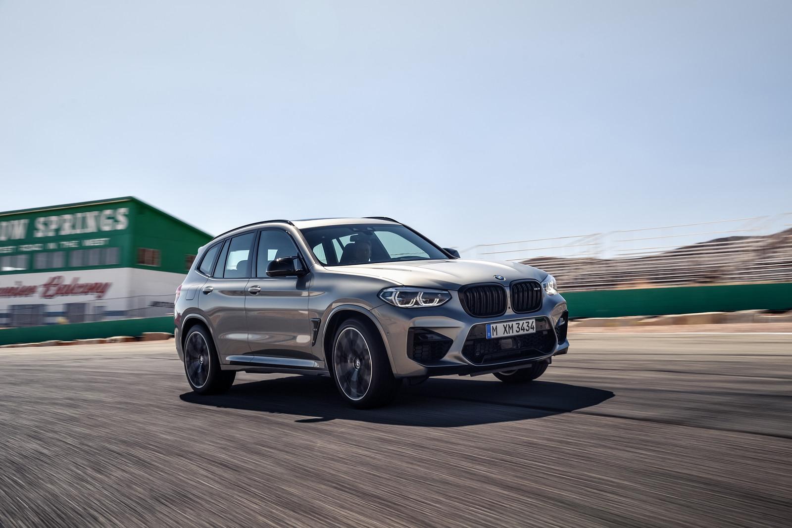 Foto de BMW X3 M 2020 (Presentación) (60/80)