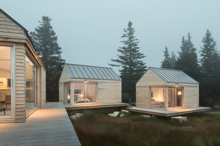 13 casas prefabricadas hasta 40 metros cuadrados, la nueva revolución inmobiliaria: vivir en ellas es todo un placer