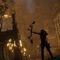 Tendremos que dominar los elementos y un par de idiomas para sobrevivir en  Rise of The Tomb Raider