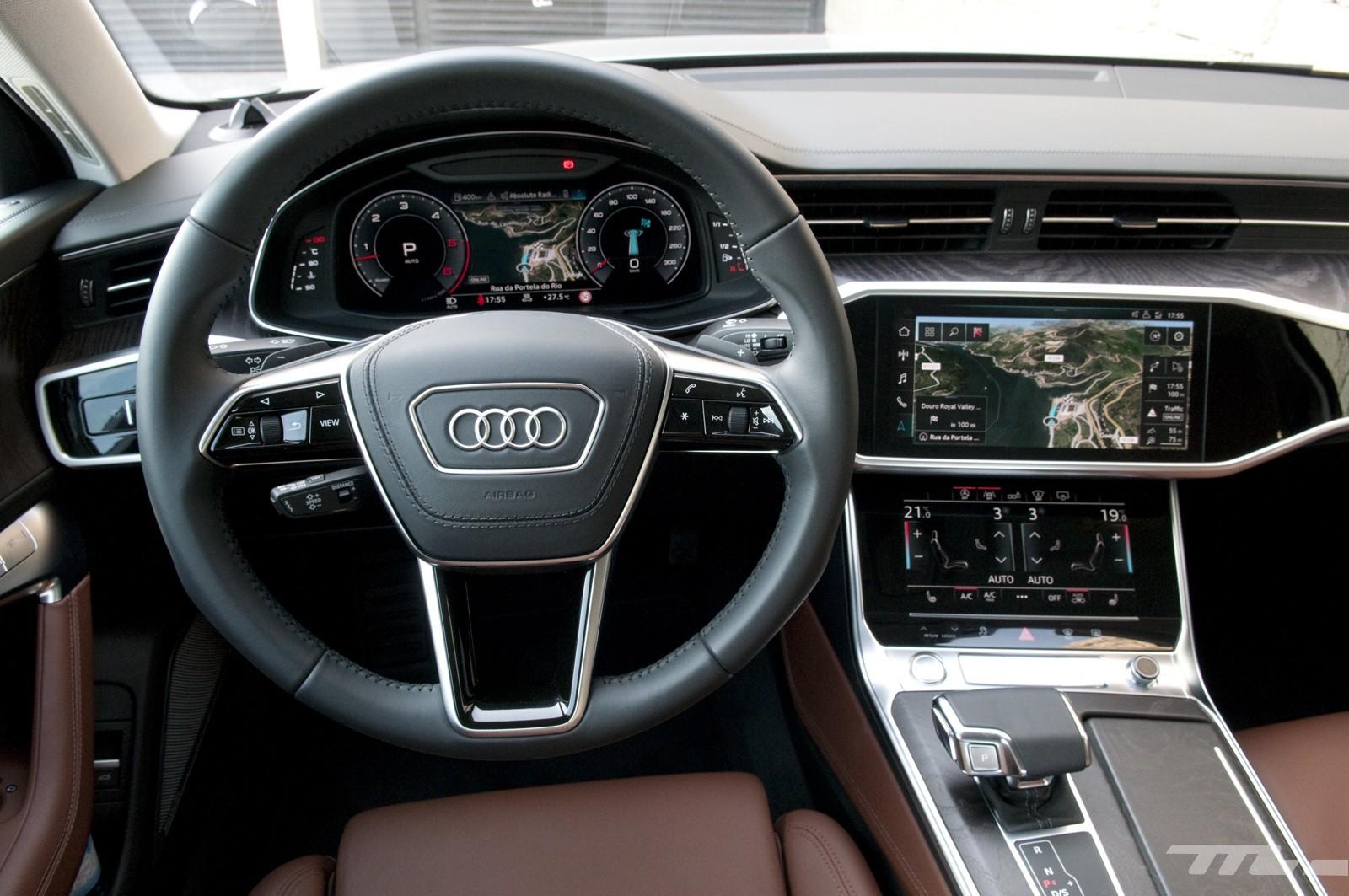 Foto de Audi A6 2018, toma de contacto (16/118)