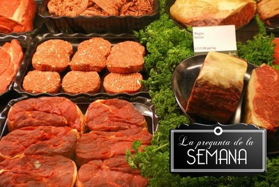 ¿Habéis comprado alguna vez carne o pescado por internet? La pregunta de la semana